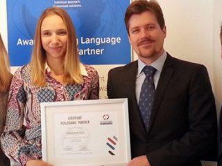 Ciklopea dobitnik priznanja Poslodavac Partner