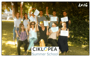 Ciklopea Summer School 2016: The Story Goes On (Video)