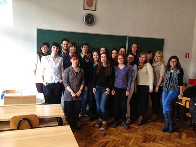 Translation and Localization Workshop Held at the Faculty of Humanities and Social Sciences in Osijek