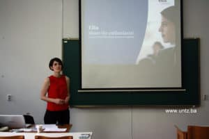 Ciklopea at 21st Summer University in Tuzla