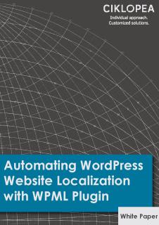 Wordpress Website Localization