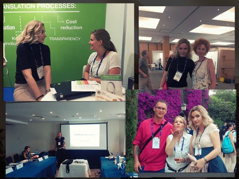 Language, Technology and Business: Ciklopea @ LocWorld34 in Barcelona