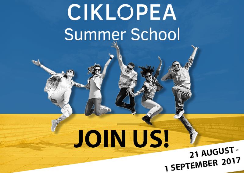 Ciklopea Summer School 2017