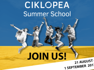Ciklopeina poletna šola 2017 | Novice | Blog | Ciklopea