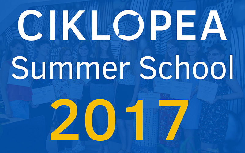 Ciklopea Summer School 2017: Our Story (Video)