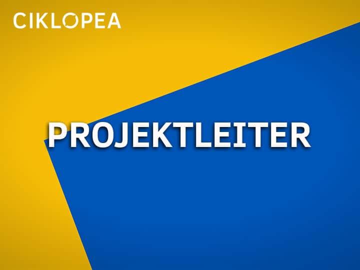 Ciklopea traži voditelja projekata s aktivnim znanjem njemačkog jezika - Project Manager