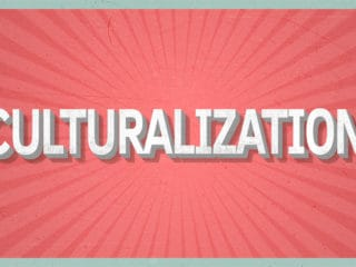 Culturalization or What Happens When Content Meets Context