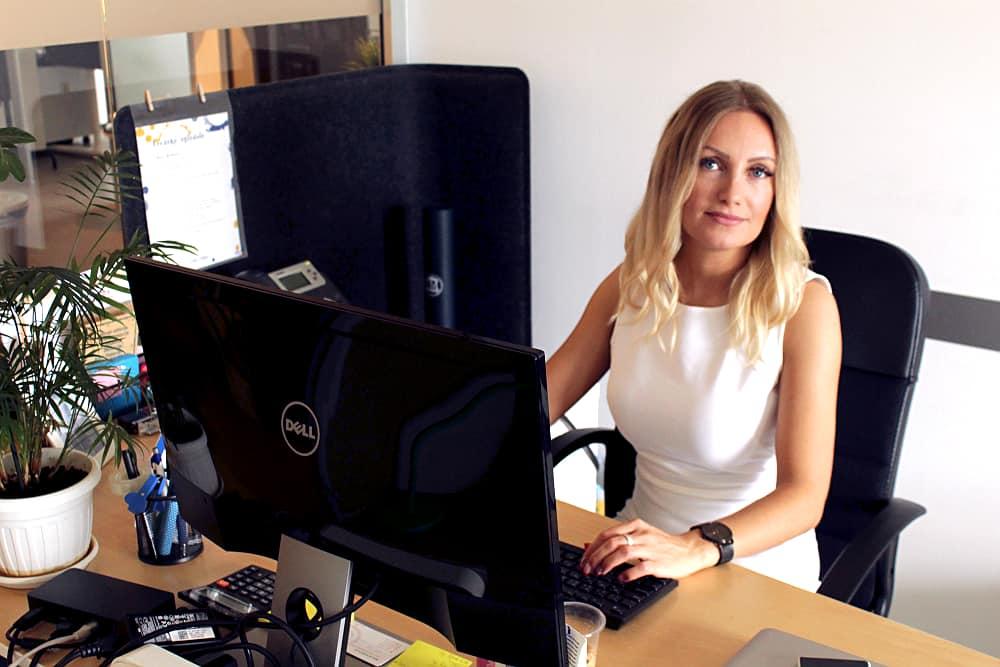 Sara Demiri, HR manager