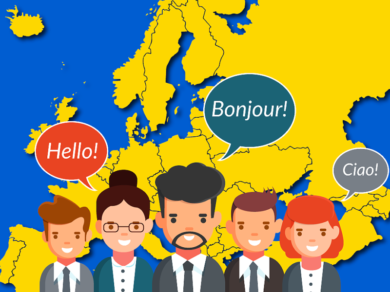European Day of Languages - Ciklopea