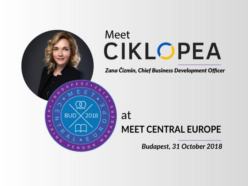 Meet Central Europe Budapest